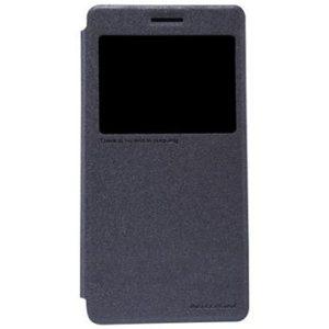 Nillkin View Sparkle pouzdro Samsung J5 2016 Black