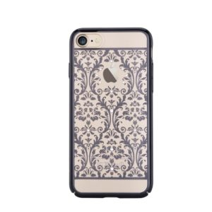 Devia Swarovski Baroque kryt Apple iPhone 7/8 Plus gun black