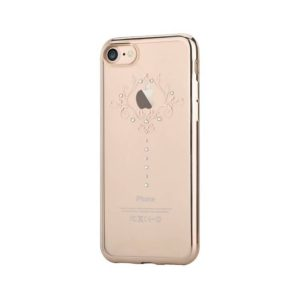 Devia Swarovski Iris kryt Apple iPhone 7/8 gold
