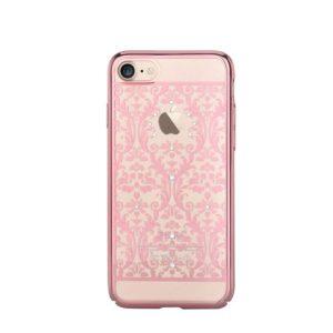 Devia Swarovski Baroque kryt Apple iPhone 7/8 rose gold