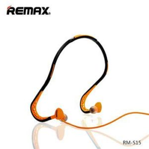 Remax Sport Stereo Headset 3,5mm Orange