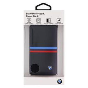 BMW powerbnk 4800mAh Black