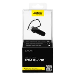 Jabra mini Bluetooth HF Black
