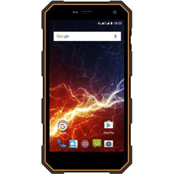 myPhone HAMMER ENERGY , Dual Sim, ORANŽOVO – ČERNÝ