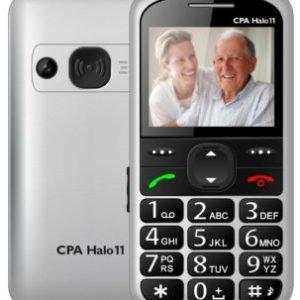 CPA HALO 11 stříbrný