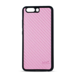 Beeyo kryt Carbon Apple iPhone 6/6S pink