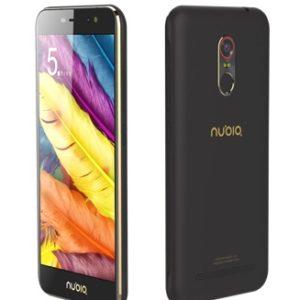 Nubia N1 Lite DualSIM gsm tel. 2+16GB Black/Gold