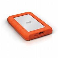 Ext. HDD LaCie Rugged USB-C 1TB USB 3.1.