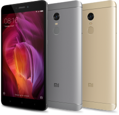 Xiaomi Redmi Note 4 Global (4GB/64GB) Gold