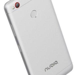Nubia N1 DualSIM 3+64GB White/Silver