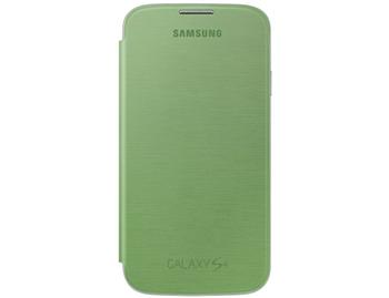 Samsung original pouzdro Galaxy S4 Green