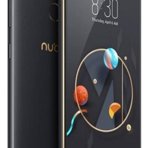 Nubia Z17 mini DualSIM 4+64GB Black/Gold  NÁŠ TIP!