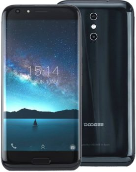 Doogee BL5000 DualSIM  4+64GB Midnight Black