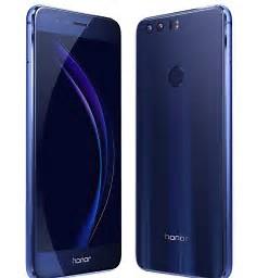 HONOR 8 Dual SIM Blue+Tvrzené sklo ZDARMA