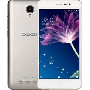 Doogee X10 DualSIM 0,5+8GB Mocha Gold