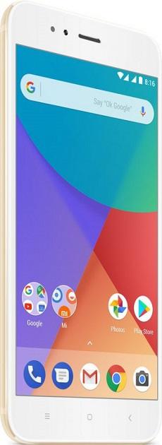 Xiaomi Mi A1 DualSIM Gold 4+64GB, Global