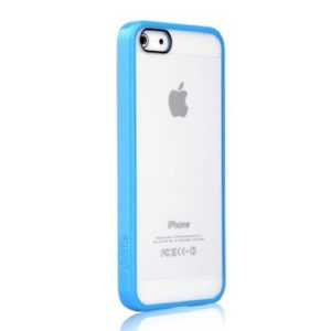 DEVIA Jelly kryt Apple iPhone 5S/SE blue