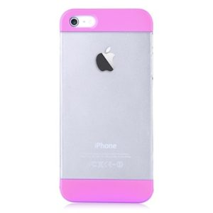DEVIA Fresh kryt Apple iPhone 5/5S/SE pink