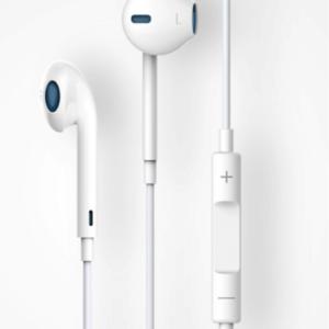 DEVIA Headset Smart EarPods white
