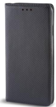 Knížkové magnetické pouzdro pro Alcatel Pixi 4 (černé)