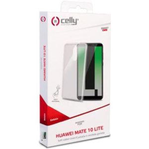 Celly TPU pro Huawei Mate 10 čirý