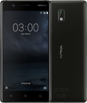 Mobilní telefon Nokia 3 black