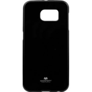 JellyCase  Huawei P10 černý s třpytkami