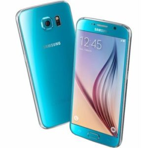 Mobilní telefon Samsung Galaxy G920 S6 32GB blue