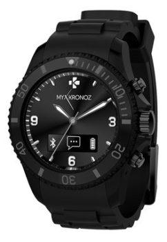 Mykronoz Smartwatch ZeClock black