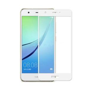 Tvrzené Sklo 2.5D pro Huawei P10 Lite 2017 bílé
