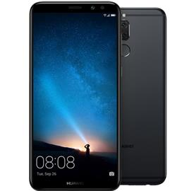HUAWEI Mate 10 Lite DS Graphite Black+Tvrzené sklo ZDARMA