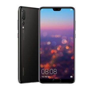 Huawei P20 Pro Dual Sim Black+tvrzené sklo ZDARMA