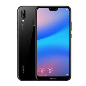Huawei P20 Lite Dual Sim Black+tvrzené sklo ZDARMA