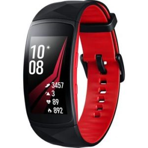 SM-R365NZR Samsung Gear Fit2 Pro Size L Red