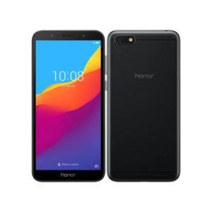 Honor 7S Dual SIM Black+Tvrzené sklo ZDARMA