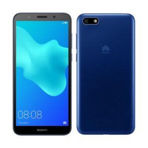 Huawei Y5 2018 DS Blue+tvrzené sklo ZDARMA