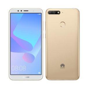 Huawei Y6 Prime 2018 Gold+tvrzené sklo ZDARMA