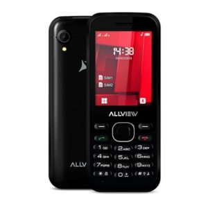 Allview M8 Stark DS gsm tel. Black