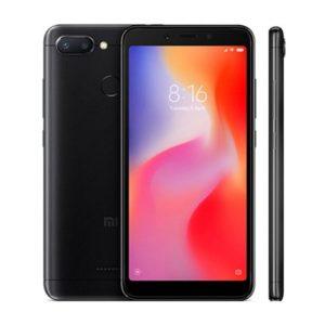 Xiaomi Redmi 6 (3GB/32GB) Black