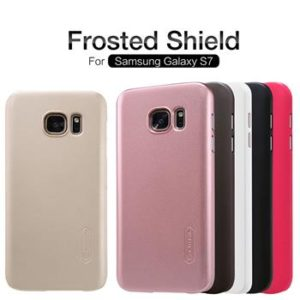 Nillkin kryt Super Frosted Samsung S7 edge Gold