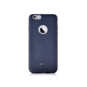 Devia Leather Apple iPhone 6/6S Plus royal blue