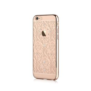 Devia Swarovski Baroque kryt Apple iPhone 7/8 gold