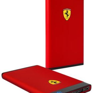 FEPBI805RE Ferrari PowerBank Red Rubber 5000mAh