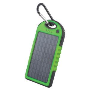 Forever PB-016 5000mAh solární zelený