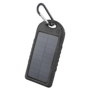 Forever PB-016 solarní 5000mAh black