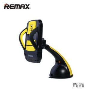 Remax RM-C04 Black/Yellow
