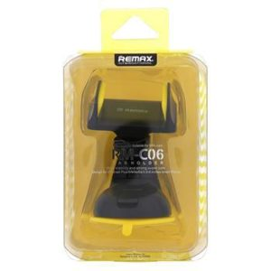 Remax RM-C06 Black-Yellow