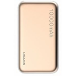 USAMS cube Power Bank 10000mAh Gold