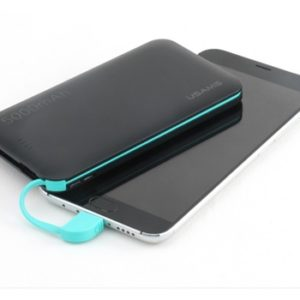 USAMS US-PB 31 Power Bank 10000mAh Black