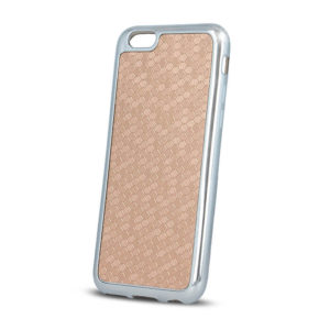 Beeyo prestige TPU kryt  iPhone 6/6S rose gold